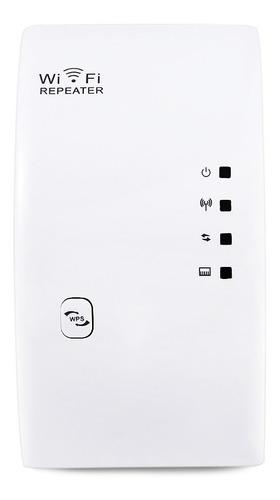 Imagen 1 de 6 de Repetidor Wifi 300 Mbps - Amplificador De Señal