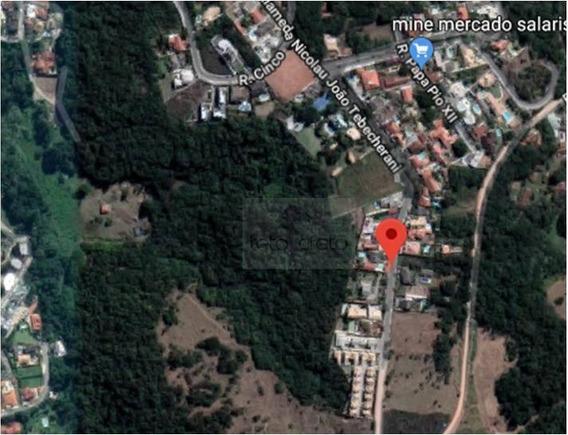 Terreno À Venda, 774 M² Por R$ 309.623 - Jardim São Nicolau - Atibaia/sp - Te1618