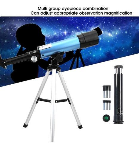 GEERTOP Telescopio astron/ómico con tr/ípode ligero refractor HD para ni/ños principiantes y adultos
