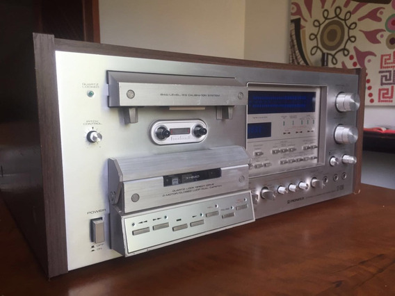 Tape Deck Pioneer Ct-f1250 N Sansui Technics Sony Akai Cce