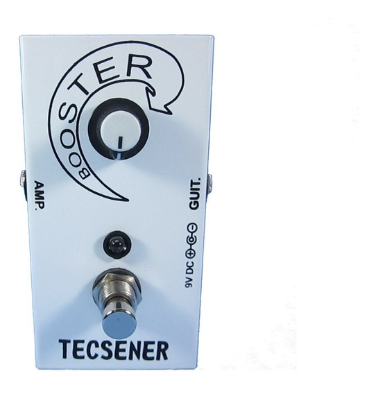 Pedal Booster Tecsener - Clean Boost