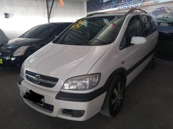 Chevrolet Zafira 7 Lugares Com Gnv Comple Sem Entrada + 48x
