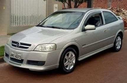Chevrolet Astra 2.0 Advantage Flex Power 3p 2005