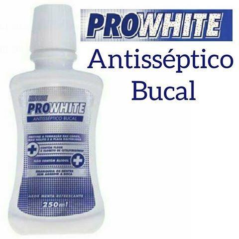 Pro White Antisséptico Bucal Hinode
