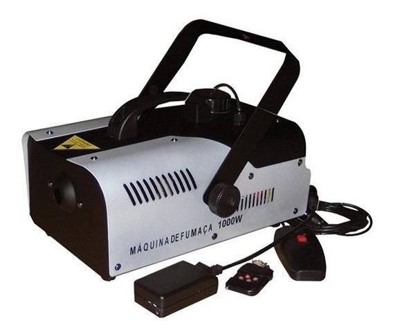 Maquina De Fumaça Volt 1000w Wireless 110v Volt Promoção