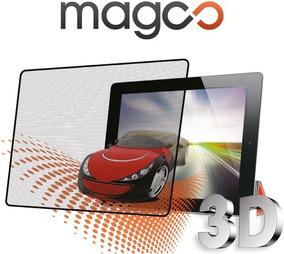 Membrana Magoo 3d Para iPad 2, iPad 3a E iPad 4a Geração