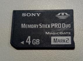 Memory Stick Pro Duo Sony - Original
