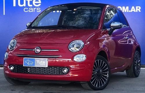 Fiat 500 1.4 16v Cabrio Lounge - Tute Cars Gustavo