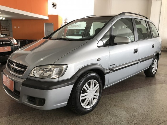 Zafira 2.0 Mpfi Comfort 8v Flex 4p Manual
