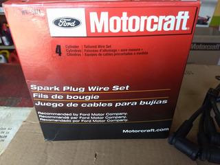 Juego De Cables Para Bujías Ford Focus 2000-2003 Doble Árbol