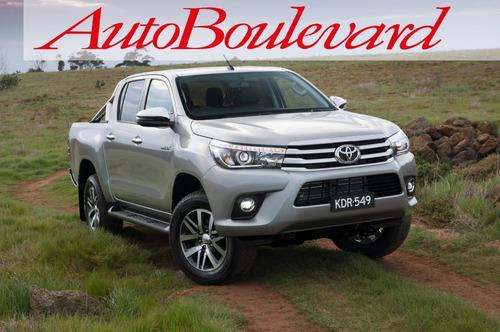Toyota Hilux Srv 4x4 Nafta 2021. Entrega Inmediata!!