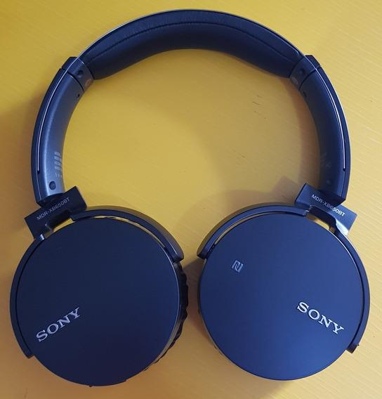 Fone Sony Bluetooth Mdr Xb650bt Extra Bass