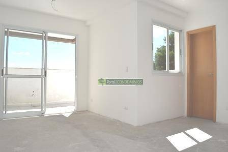 Cobertura Com 3 Dormitórios À Venda, 173 M² Por R$ 830.000,00 - Bom Retiro - Curitiba/pr - Co0045