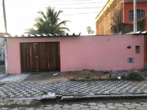 Casa Na Praia Em Agenor De Campos Com 1 Dorm 6615