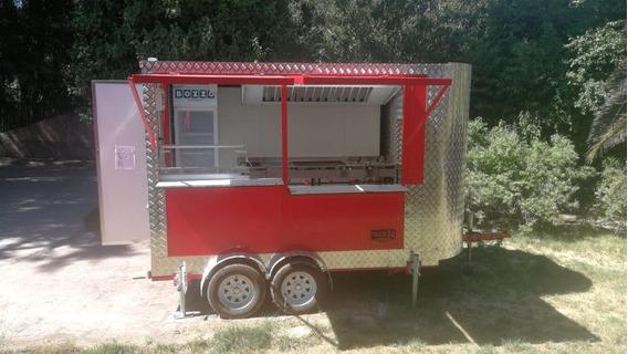 Foodtruck Carro De Comida