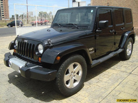 Jeep Sahara Wrangler Unlimited