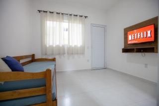 Apartamento De 01 Quarto Com Wi-fi E Estacionamento Grátis