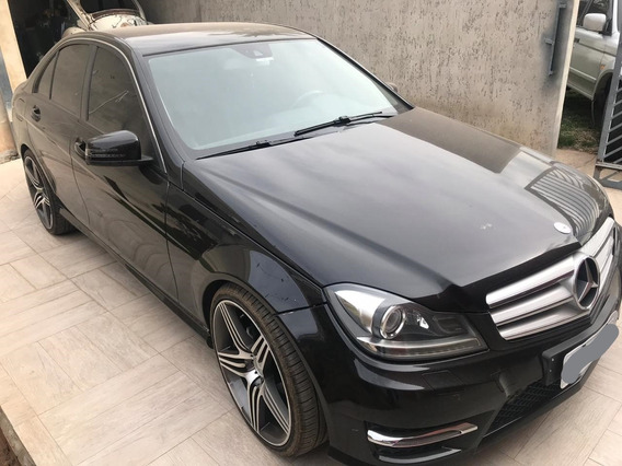 Mercedes C180 Turbo - 2014 - Financiamento 100%