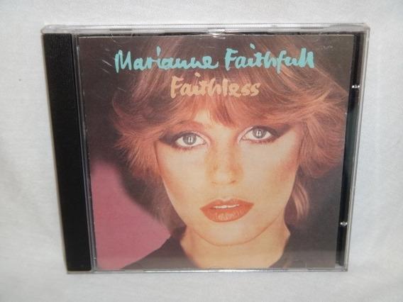 Cd - Marianne Faithfull - Faithless