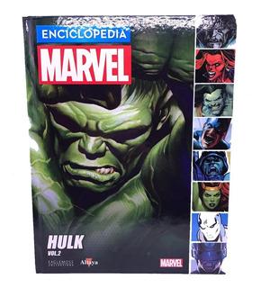 Enciclopedia Marvel Nº 44 Hulk