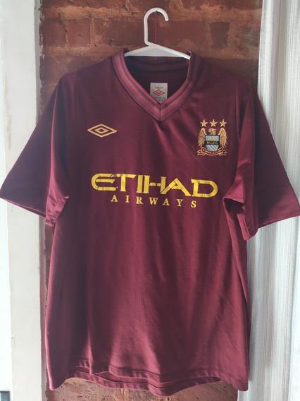 Camiseta Manchester City 2012 Umbro
