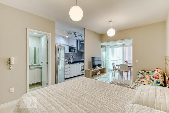 Apartamento Para Aluguel - Moema, 1 Quarto, 37 - 893101221