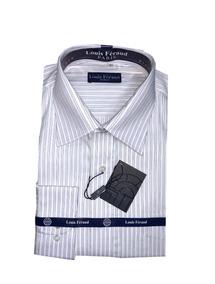 Camisas De Raya Louis Feraud Manga Larga 102156