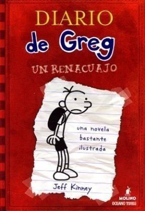 Diario De Greg 1 Un Renacuajo - Kinney Jeff