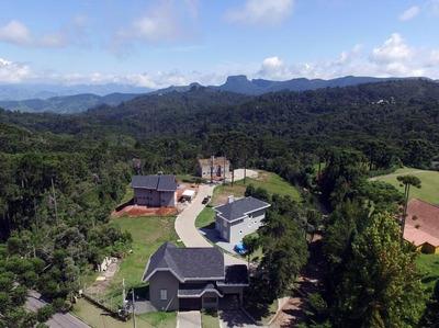 Terreno Residencial Em Condomínio Fechado À Venda, Villagio Baronesa, Alto Da Boa Vista, Campos Do Jordão - Te0001. - Te0001