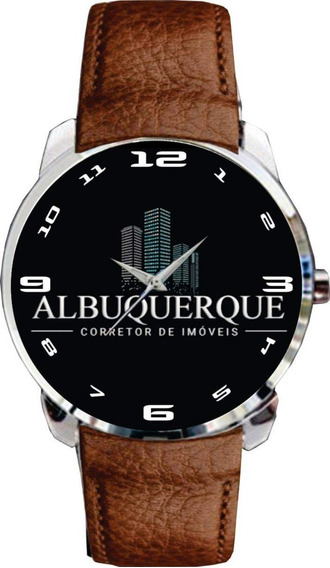 Kit 3 Relógios De Pulso Personalizados Empresa