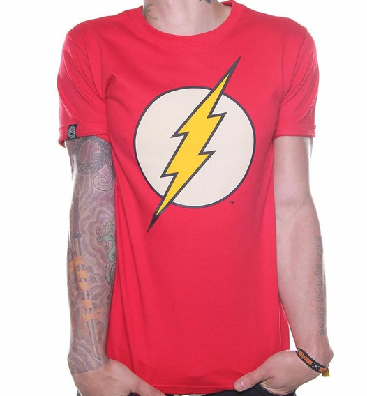 Playeras Flash Super Precio