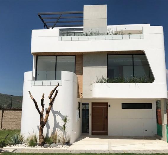 Casa En Venta, Lomas De Angélópolis, Puebla Diseño Exclusivo