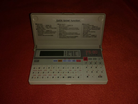 Computadora Personal Casio Pb-80