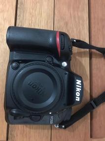 Nikon D7200 + Lente 50mm 1.8 Afs Troco Por Sony A6400