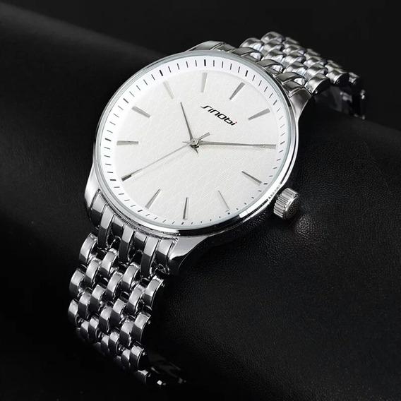 Relógio Clássico Masculino Sinobi