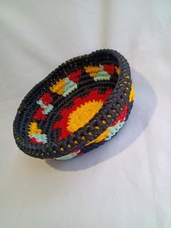 Cestos Tejidos Artesanales Técnica Wayuu