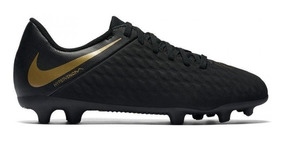 Chuteira Nike Phantom 3 Club Pt Fg Campo Aj4145-090