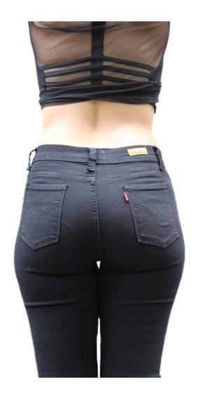 Jeans Pantalón Dama Mezclilla Strech Envio Gratis