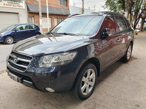 Hyundai Santa Fe 2009 2.7 V6 Gls 4at 7p Premium