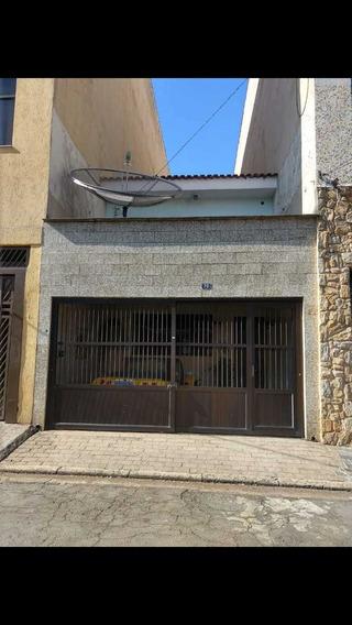Casa E Salão Comercial Vila Prudente Próximo A Metro