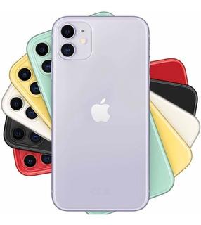 iPhone 11 Lila Hd 4k 128gb Batería 100%. En Caja.