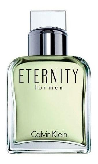Calvin Klein Eternity For Men Edt Masculino - Volume 100ml