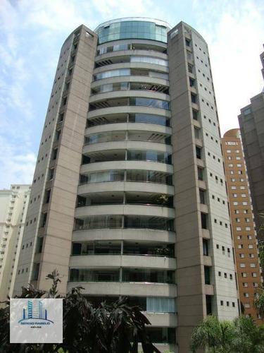Imagem 1 de 27 de Apartamento  Residencial À Venda, Moema, São Paulo. - Ap2322