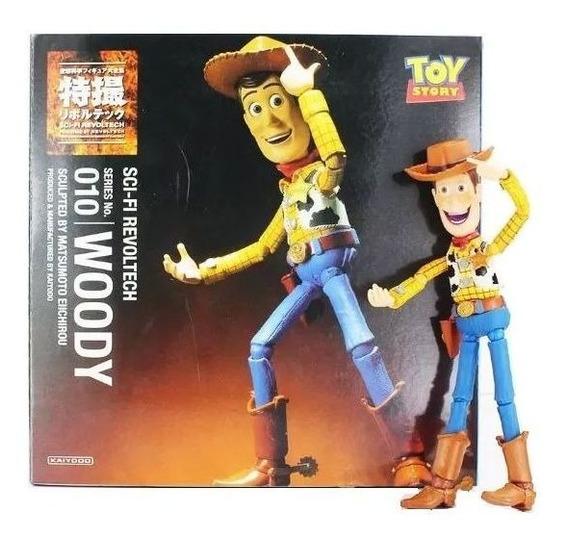 Boneco Woody Toy Story Figura Edição Especial
