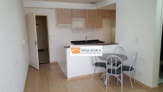 Apartamento Com 2 Dormitórios Para Alugar, 64 M² Por R$ 1.100/mês - Alpha Club Residencial - Votorantim/sp - Ap1189