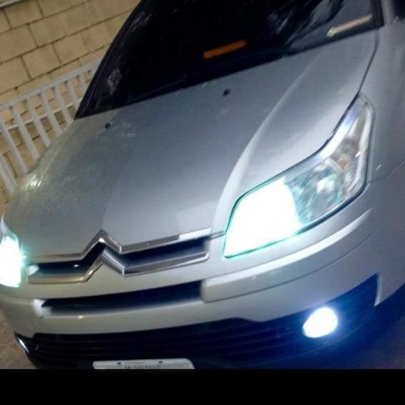 Citroën C4 Pallas 2.0 Exclusive Flex 4p 2009
