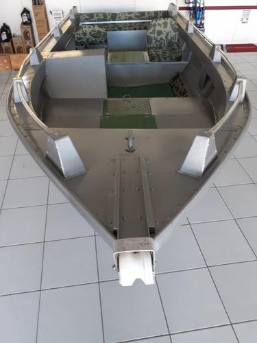 Barco De Alumínio - Strimar
