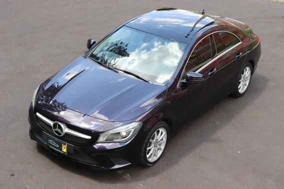 Mercedes Benz Clase Cla 200 At 1600cc Aa 7ab Abs Único Dueño