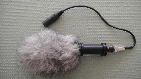Sanken Cms-10, Microfone Profissional - Usado