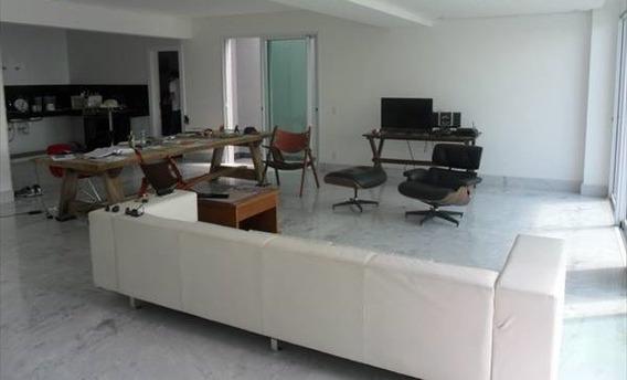 Casa Com 3 Quartos Para Comprar No Mangabeiras Em Belo Horizonte/mg - 433